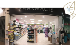 PHARMACIE DU CENTRE CARREFOUR